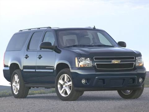 2007 Chevrolet Suburban 2500 LT Sport Utility 4D  photo